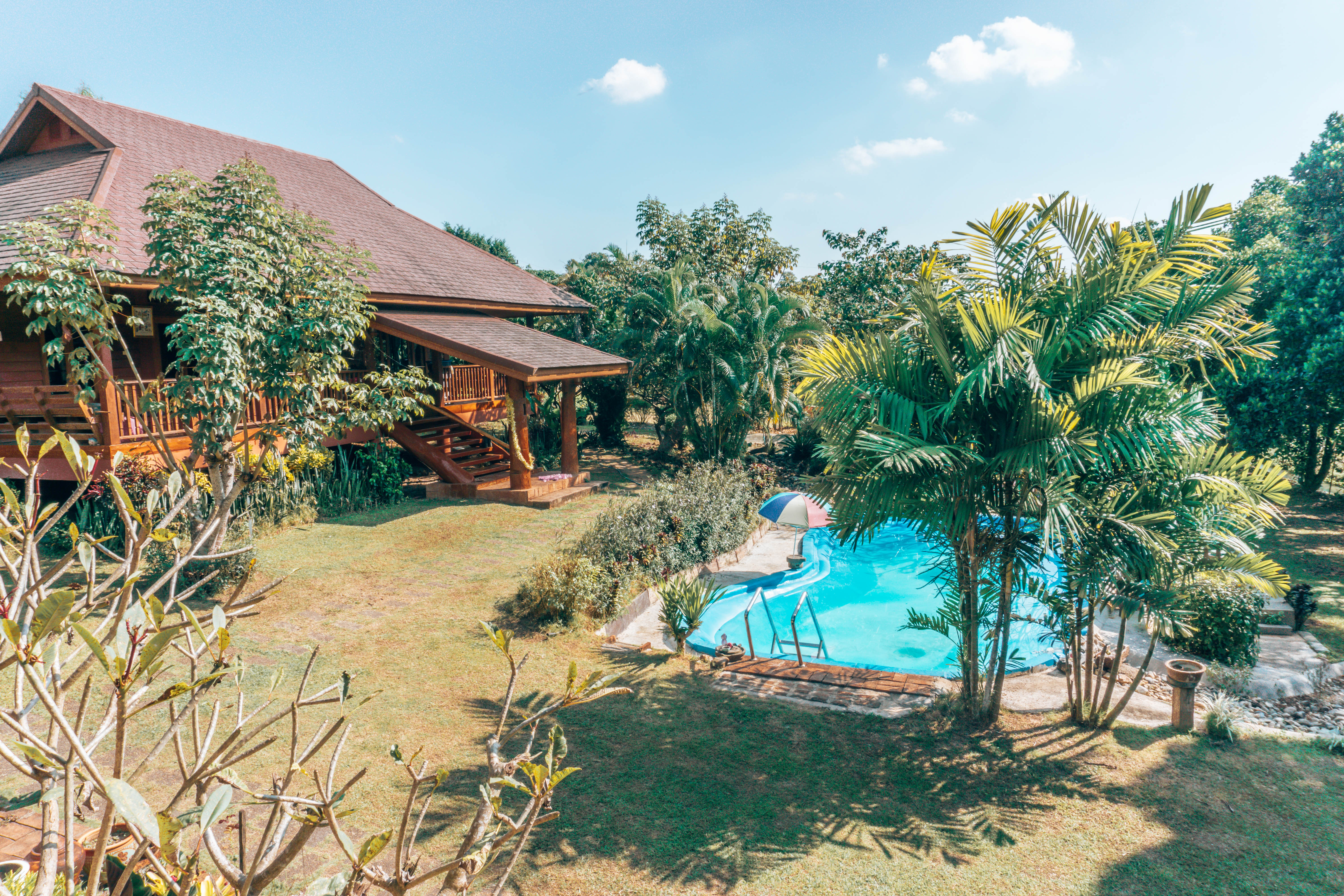 Our pool | Wipa Farmstay