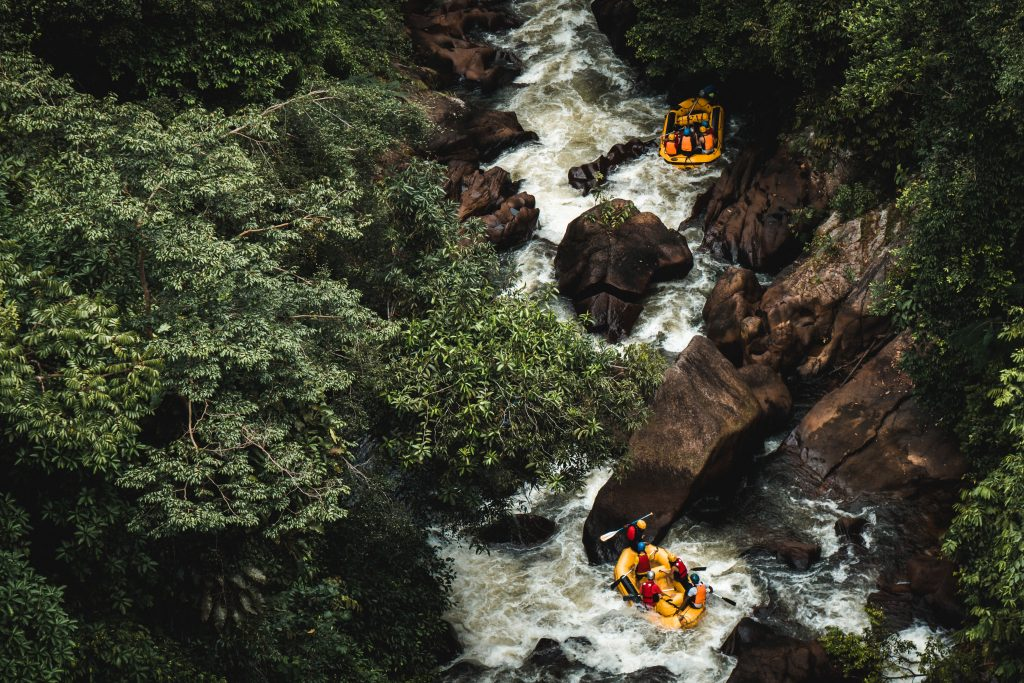 White Water Rafting | Wipa Farmstay